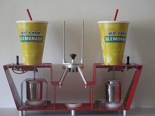 Lemonade Plunge Press