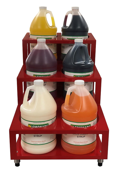 6 Gallon Jug Rack