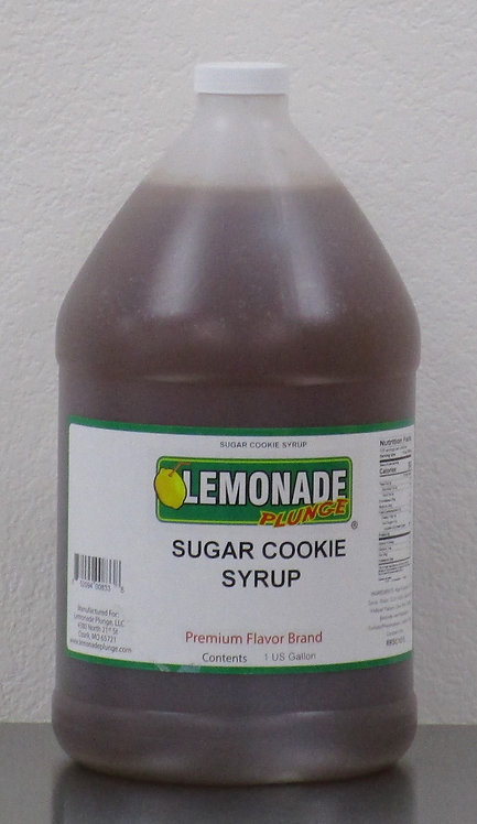 Sugar Cookie Syrup