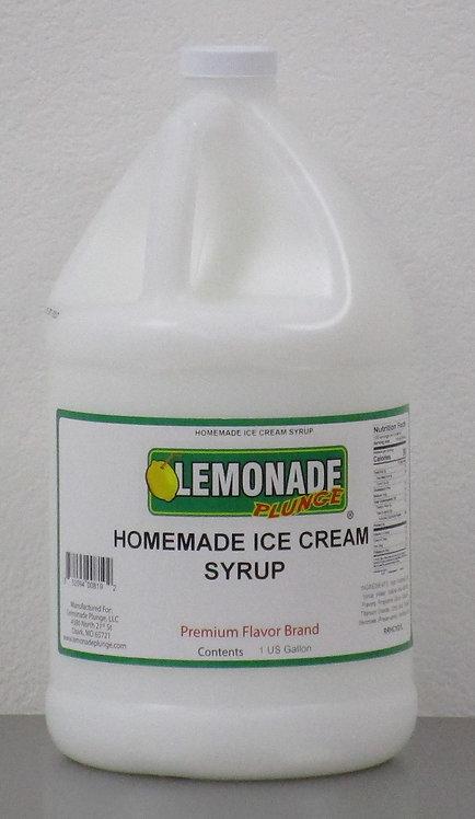 Homemade Ice Cream Syrup