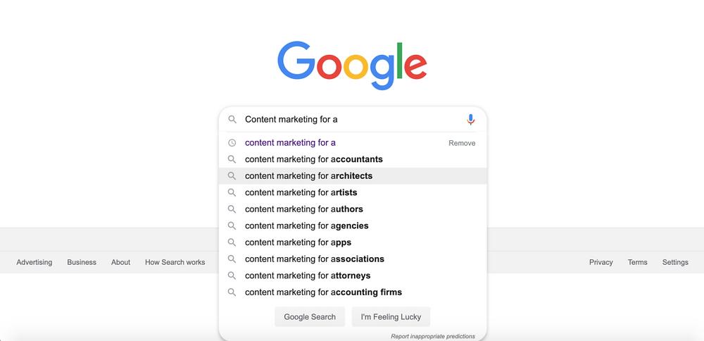 Google Niche Finder