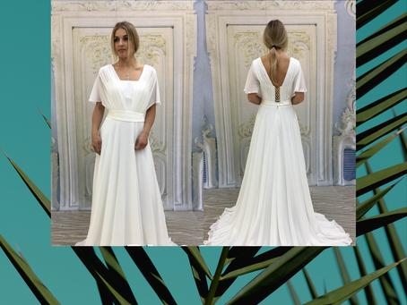 Suknia minimalistyczna? Hm… Kimono!