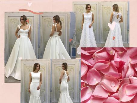 Wybierasz swoja suknię - jesteś rybą, ksieżniczką czy literką A?