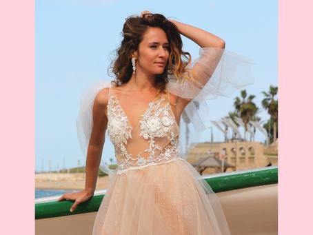 Kiedy mierzysz się z wyborem projektu sukni ślubnej...
