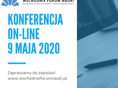 Zapraszamy do zapisów na konferencję on-line!