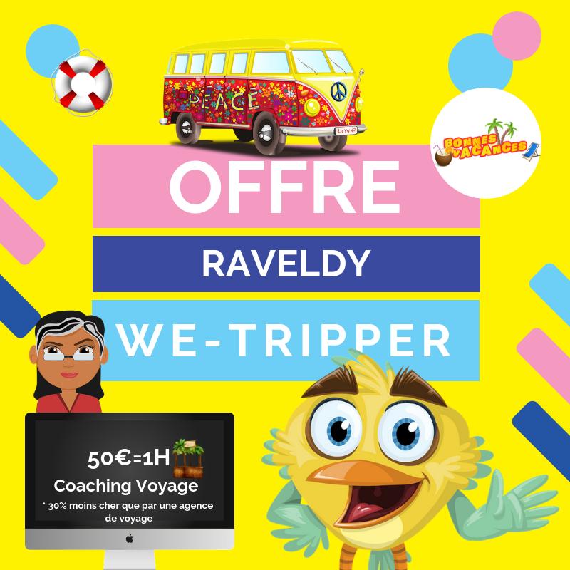 "Offre ""We-Tripper"""