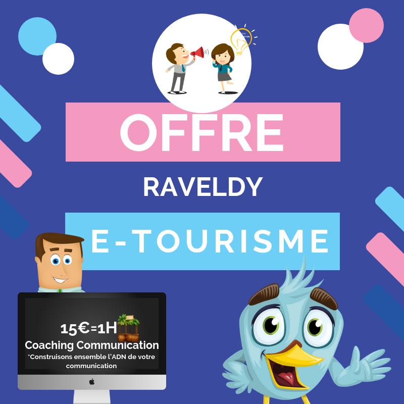 "Offre ""E-Tourisme"""
