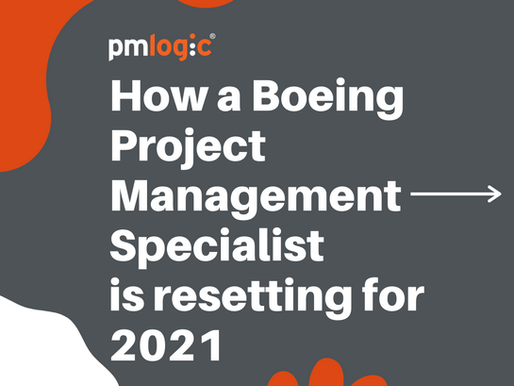 How a Project Management Specialist at Boeing is resetting for 2021