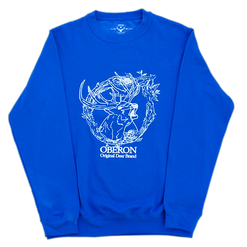 SweatShirt Electric Blue