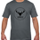 Thumbnail: Deer Charcoal T-shirt