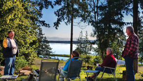 Living Forest RV Park, Nanaimo BC