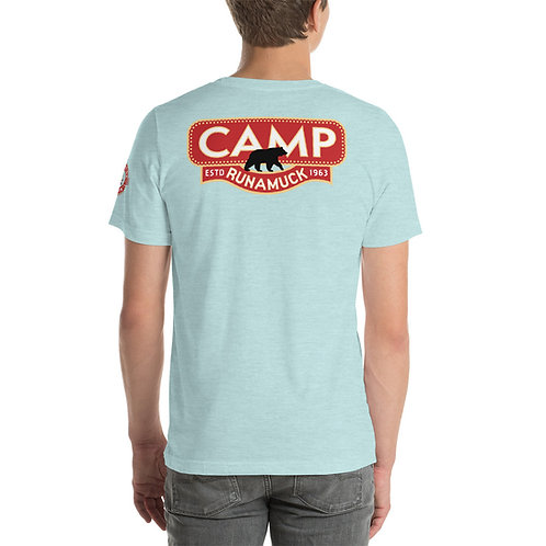 CAMP RUNAMUCK - Short-Sleeve Unisex T-Shirt