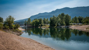 Shuswap Lake.  BC's Most Scenic RV Resort Destination…