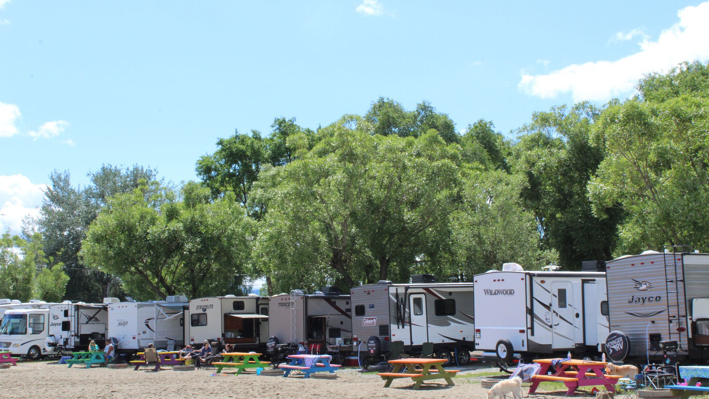 A Family Campground