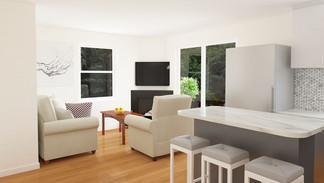 Sample Cabin Interior Design
