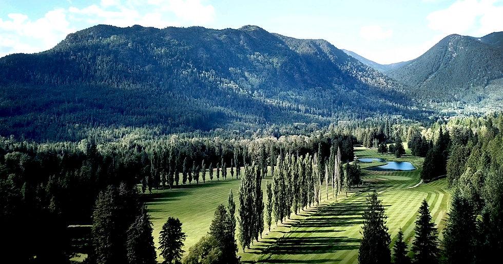 Kootenay Mountains BC