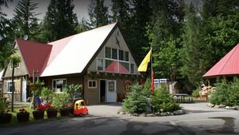 Revelstoke Campground office