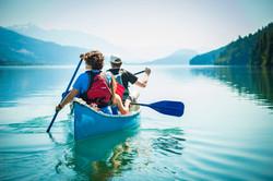 canoe trips Revelstoke