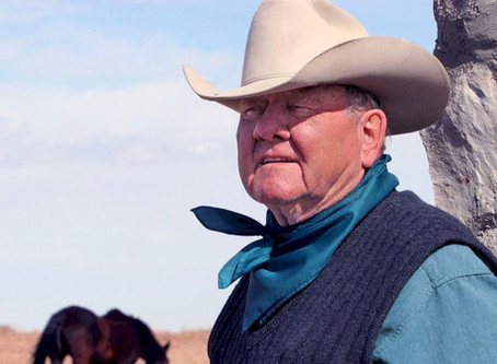 A World Famous Cowboy, Wolf Creek's Family Connection...