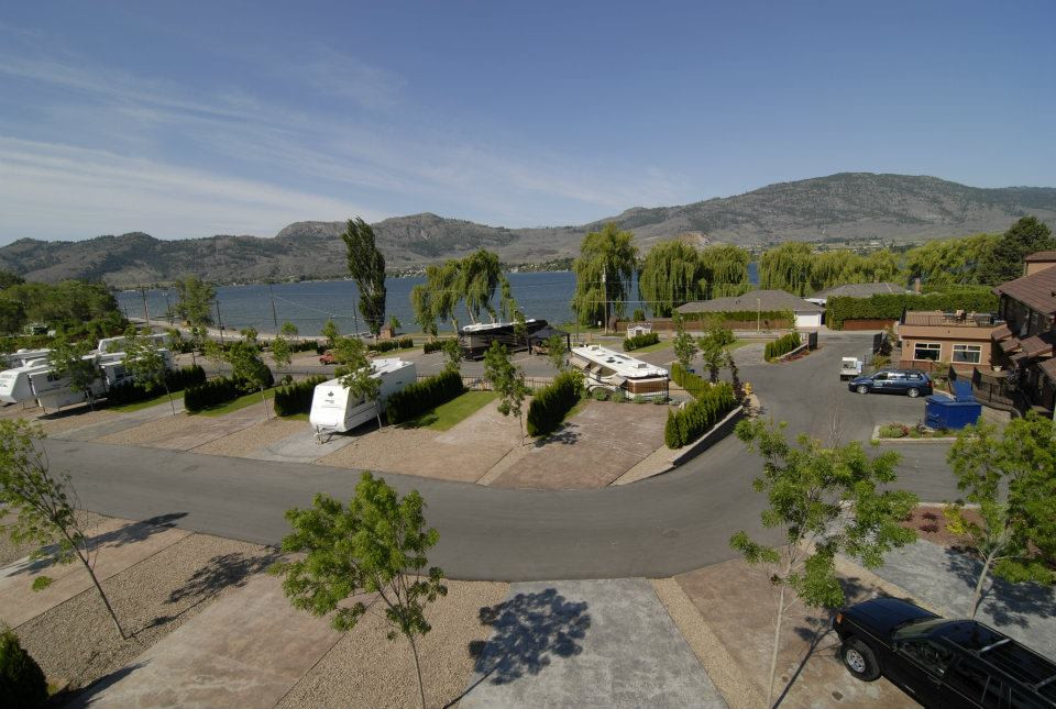 Fully Serviced RV Lots For Sale
