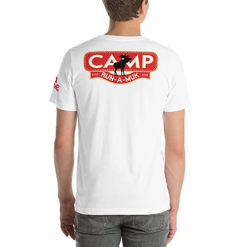 Camp Run-a-Muk Short-Sleeve Unisex T-Shirt