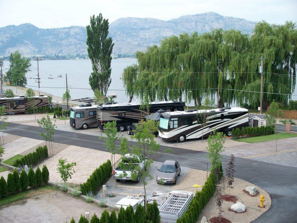 Spacious Resort Campsites