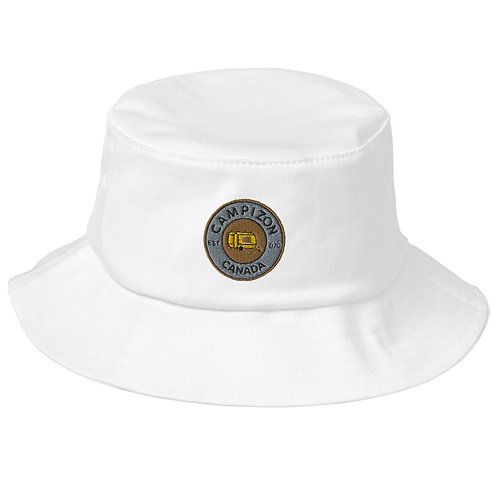 Official Campizon Old School Bucket Hat