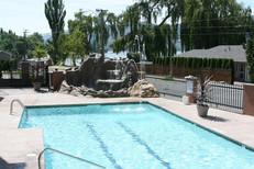 Waltons Resort pool