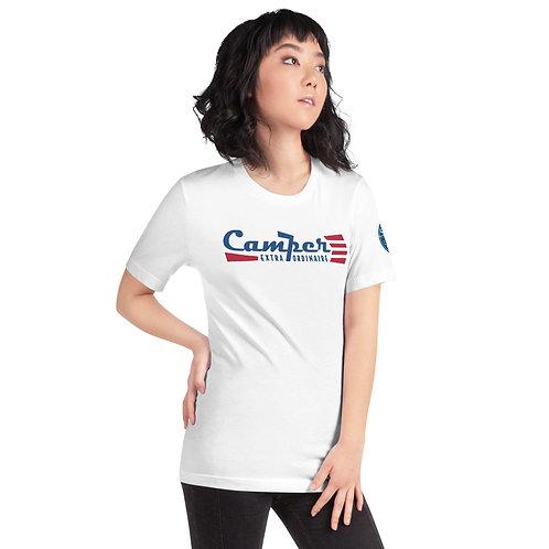 Camper Extraordinaire Short-Sleeve Unisex T-Shirt