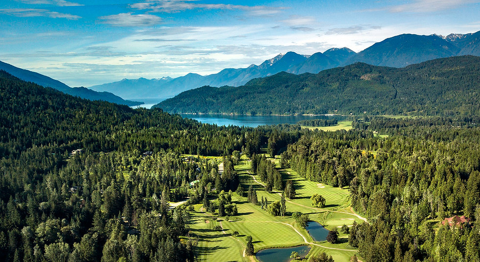 Kokanee Springs Resort Kootenay Lake BC