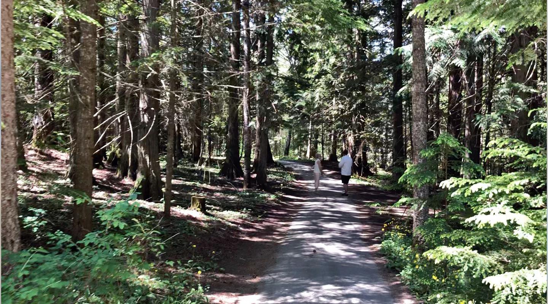 resort trail