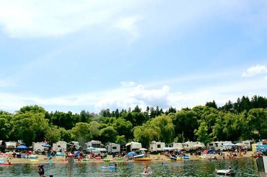 Wood Lake, BC