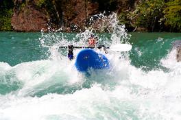 kayaker Kananaskis