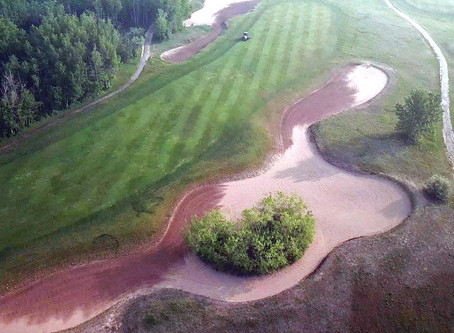 Old World Golf. Legendary Rod Whitman Design...