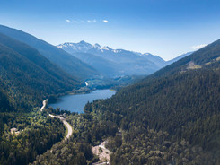 Drone Photo - Griffin Lake BC
