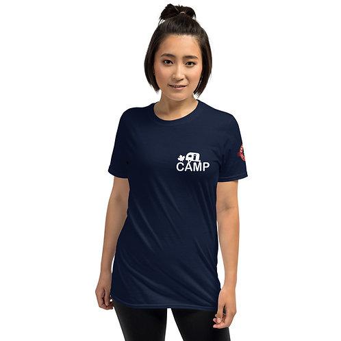 Campfire Department - Short-Sleeve Unisex T-Shirt
