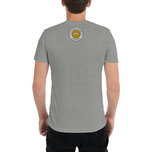Campizon Trailer Crest - Short sleeve t-shirt