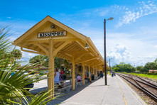 Kissimmee train station