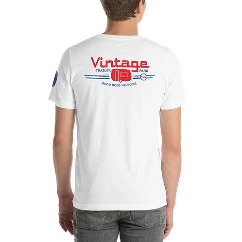 Vintage Trailer Park Short-Sleeve Unisex T-Shirt
