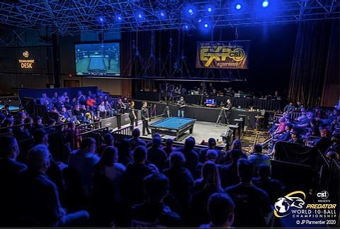 Predator World 10-Ball Championship Rescheduled to September 6-10, 2021