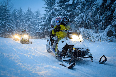 Great Sled Trails