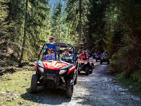 Edson Alberta — Quad-Friendly Camping At Pinnacle Trails Resort