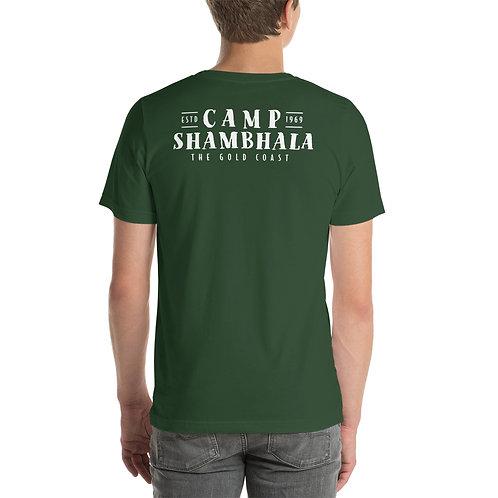 Camp Shambhala Short-Sleeve Unisex T-Shirt