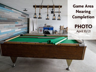 Billiards & Games Area
