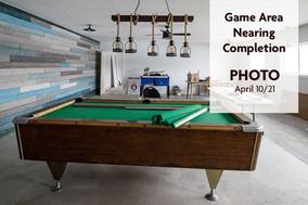 Games Area Apr 10/21