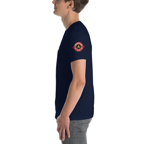 Campfire Department - Short-Sleeve Unisex T-Shirt