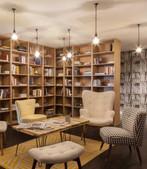 library_bookshelves_Florida_condo.jpg