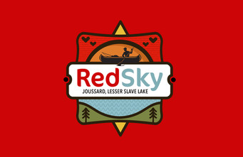 Red Sky branding, marketing, design