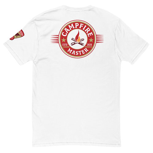 Campfire Master - Short Sleeve T-shirt