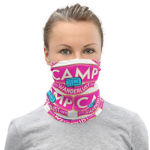 Camp Wanderlust Face Buff